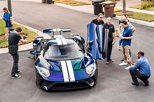 This Ford GT Got A $100,000 Color-Shifting Mystichrome Paint Job
