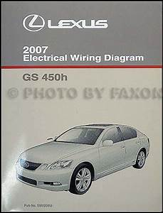 2007 Lexus Gs 430  350 Wiring Diagram Manual