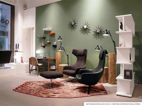 Vitra Sessel Repos by G 228 Rtner Internationale M 246 Bel Ausstellung Showroom