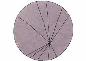 Tapis Rond Design : tapis rond rose bleu beige design et de qualit chez ksl living ~ Teatrodelosmanantiales.com Idées de Décoration