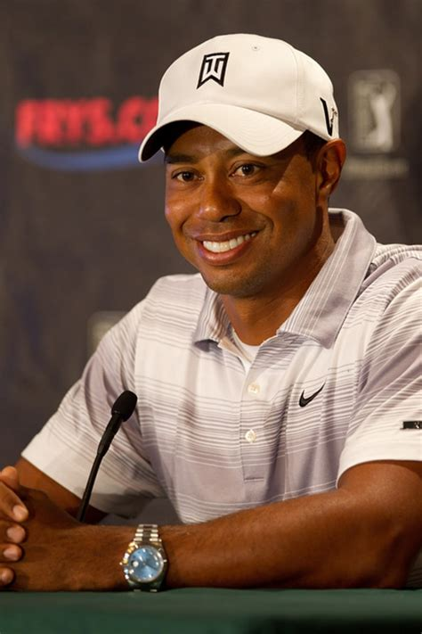 SPOTTED (Already): Tiger Woods Wearing A Rolex Datejust II ...