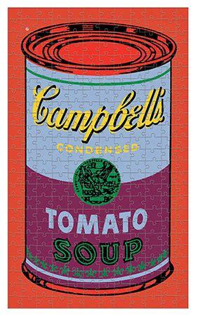 Andy Warhol Dose by Galison Mudpuppy 35388 Andy Warhol Cbell 180 S