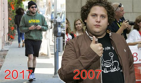 jonah hill weight loss    war dogs actor lost
