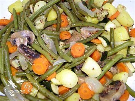 recettes de l 233 gumes de les petits plats dans les grands