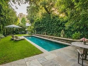 amenagement d39un jardin avec piscine 12 designs de reve With amenagement petit jardin avec piscine