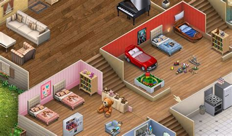 Virtual Families 2 House Upgrades  Google Search  Vf2  Pinterest  Virtual Families