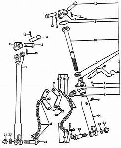 Leveling Box Parts For Ford 8n Tractors  1947