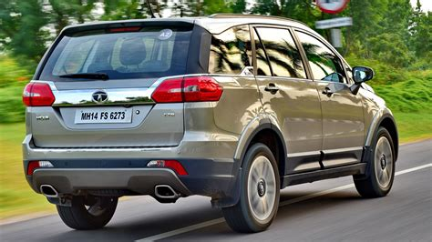 Tata Picture by Tata Motors All New Tata Hexa Downtown Edition Launched