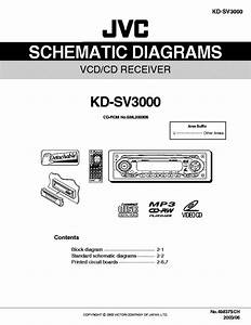 Jvc Kd R950bt Wiring Diagram