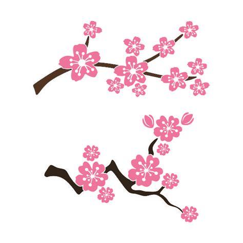 cherry blossom cuttable design