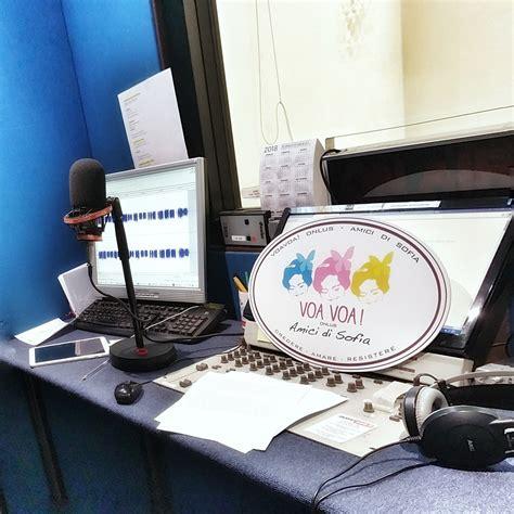Voa Radio by Casa Voa Voa A Radio Voa Voa Onlus
