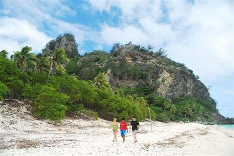 castaway  island fiji tom hanks film  travel