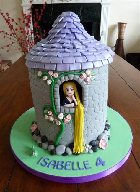rapunzel cakes decoration ideas  birthday cakes