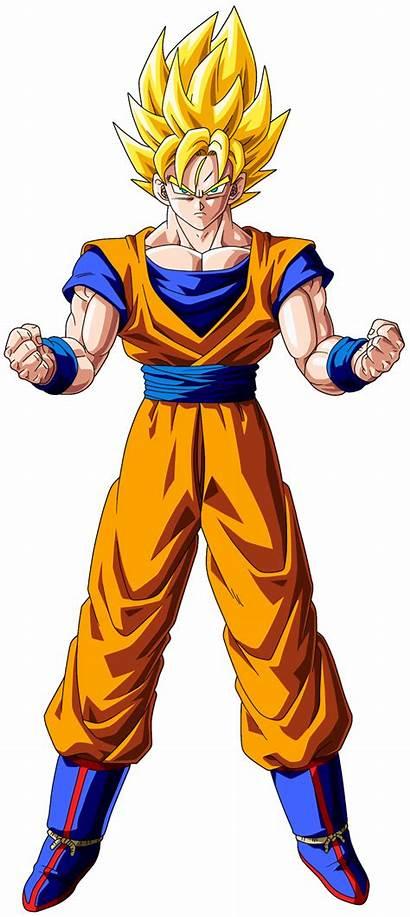 Goku Saiyan Gambar Terbaru Ssj
