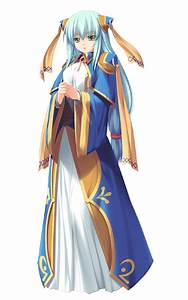 Hannah from Kamidori Alchemy Meister