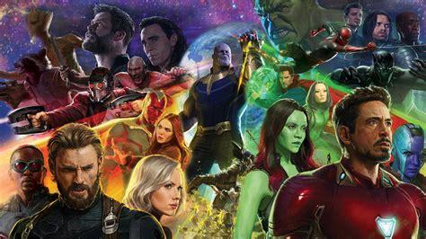 avengers infinity war wallpaper hdwallpaperfx