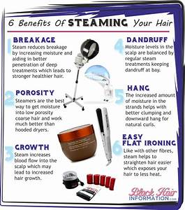 6 Benefits Of Steaming Your Hair - Bhi Postcard Tips