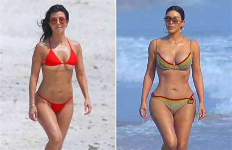 kim kardashian bikini  mexico peoplecom