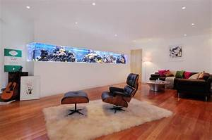 Aquarium In Wand : amazing built in aquariums in interior design ~ Orissabook.com Haus und Dekorationen