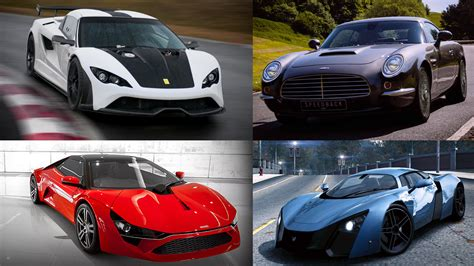 5 Modern Sports Cars You've Probably Never Heard Of | Top ...