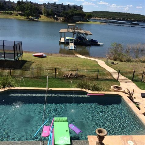Lake Travis House Rental With Boat Dock by Lake Travis Waterfront Home With Boat Dock Vrbo