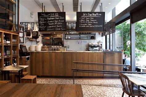 industrial cafe interior design industrial meets rustic in hong kong caribbean living Modern