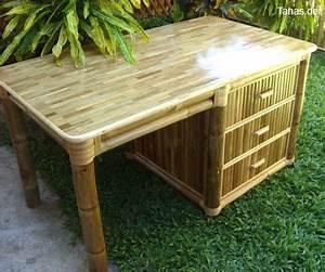 Was Passt Zu Bambus : bambus schreibtisch mit bambusparkett tahas ~ Watch28wear.com Haus und Dekorationen