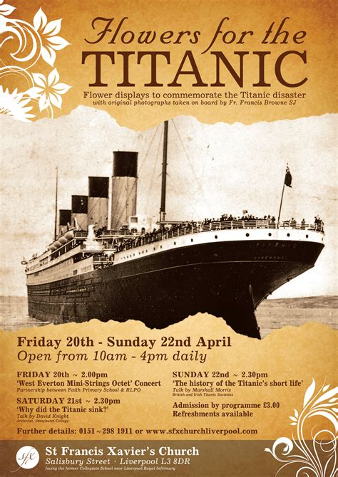 Titanic Pics Sinking by April 15th 1912 The Sinking Of Titanic Its Link To A