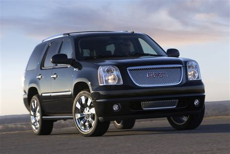 ny show preview gmc yukon denali hybrid with 21mpg carscoops