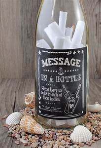 message in a bottle wedding favors With message in a bottle wedding favors