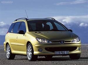 Peugeot 206 Hdi : peugeot 206 sw 2002 2003 2004 2005 2006 2007 autoevolution ~ Medecine-chirurgie-esthetiques.com Avis de Voitures