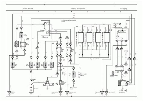 toyota corolla wiring diagram wiring diagram