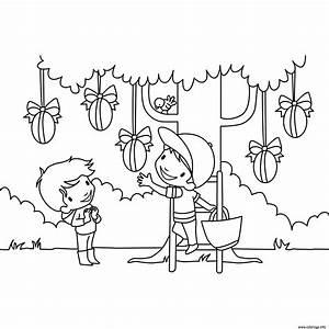 Oeuf Paques Dessin : coloriage enfants oeufs de paques dessin ~ Melissatoandfro.com Idées de Décoration