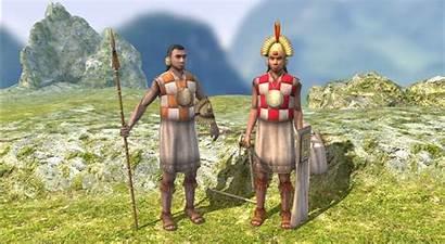 Inca Warrior 15th Century Weapons Incas Spanish