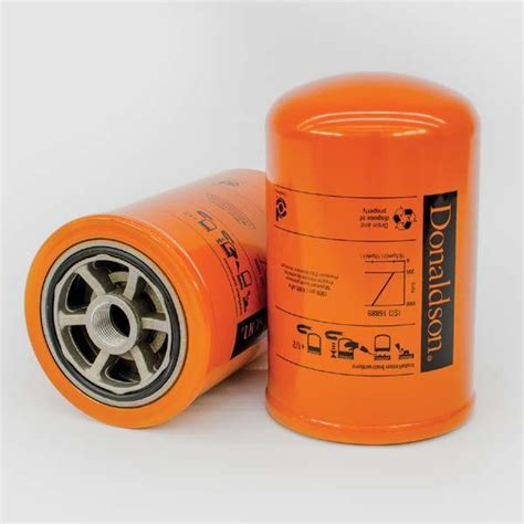 Donaldson Hydraulic Filter Spin-on Duramax- P179342 - Donaldson Filters