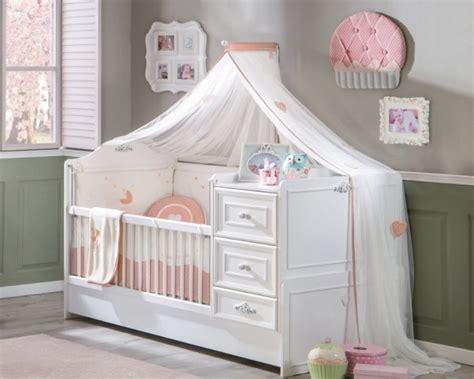 babybett komplett mit wickelkommode babybett umbaubar in juniorbett kaufen furnart