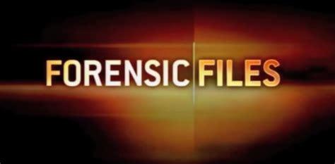 forensic files logopedia  logo  branding site