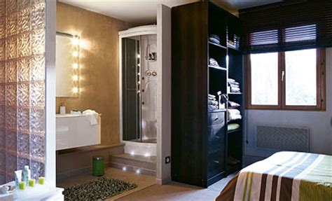 chambre avec salle d eau ouverte beautiful chambre avec salle d eau ouverte gallery