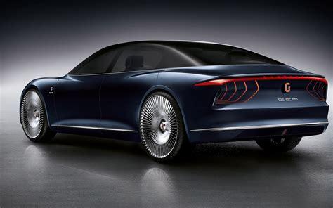 2018 Italdesign Giugiaro Gea Concept 2 Wallpaper Hd Car