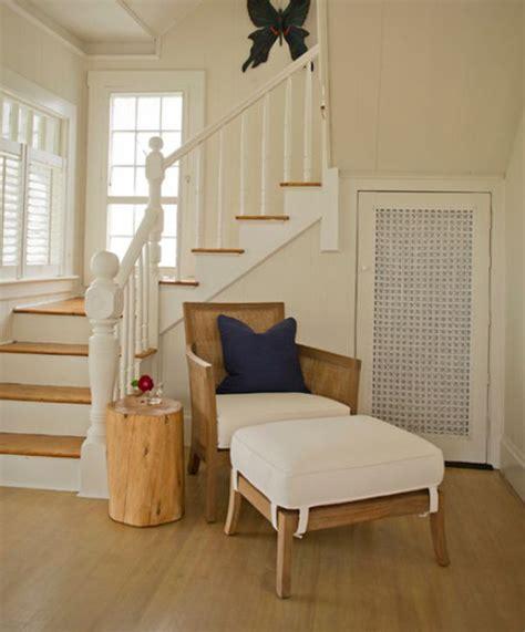 sencillas  elegantes escaleras de madera
