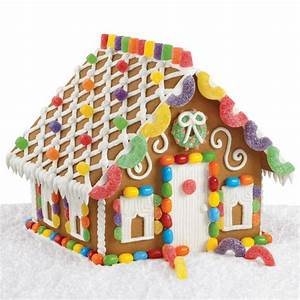 Sweet and Simple Gingerbread House Wilton