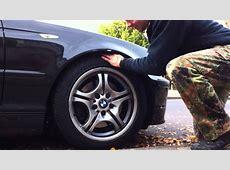 BMW E46 Querlenker Hydrolager defekt YouTube