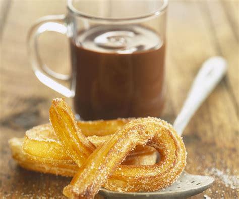 recette facile et gourmande des churros et chocolat fondu chaud