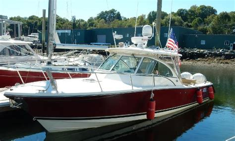 Pursuit Boats Drummond Island by Pursuit Drummond Island Runner Boats For Sale