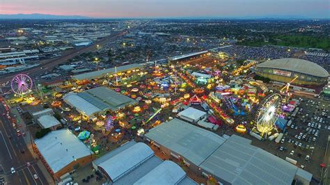 enhancing  arizona exposition state fair office