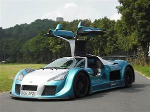 Fast Cars Online: Gumpert Apollo Sport