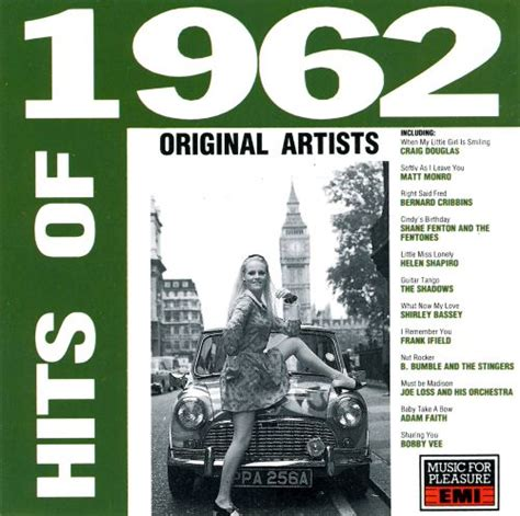 Hits of 1962 [EMI] - Various Artists | Songs, Reviews ...