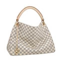 designer handtaschen louis vuitton louis vuitton artsy mm bag in damier azur canvas all handbag fashion