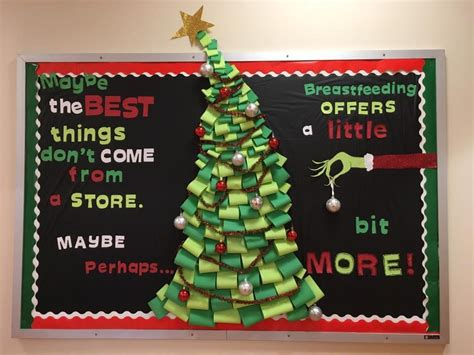 Chagne Decoration Ideas - change to school lunch bulletin board