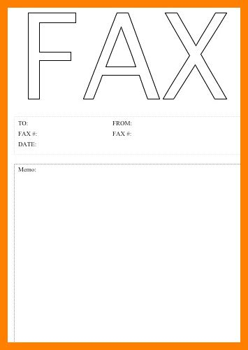 fax cover sheet printable  ledger review